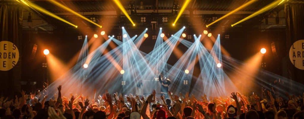 Musik skal opleves på festival